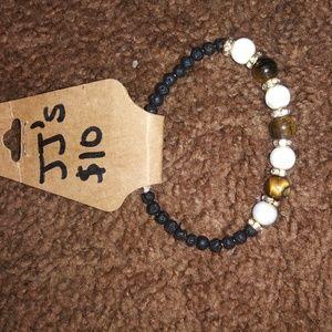 Natural chakra stone bracelets